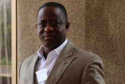 Mr. John-Peter Amewu, Minister-designate for Lands and Natural Resources